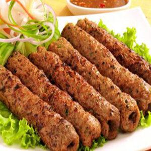 Lamb Seekh Kabab